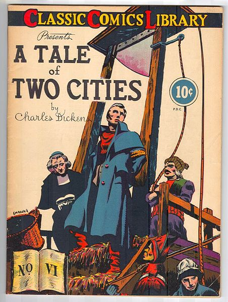 A Tale of Two Cities and The Scarlet Pimpernel Book Review